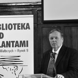 #przenikania - konferencja o Marianie Jachimowiczu – wykład Sergiusza Sterny-Wachowiaka