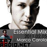 Marco Carola Live @ Essential Mix 2011-02-05