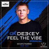 Deekey - Feel The Vibe 037 [Record VIP House] (09.11.2017)