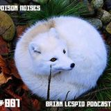 POISON NOISES PODCAST - BRIAN LESPIO - #001