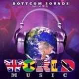 Dottcom sounds mix 53 World music