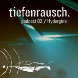 Tiefenrausch Podcast 02   Hydergine