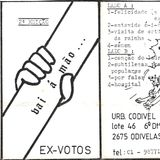 Ex-Votos (Cassete, 1991) - not on label