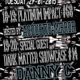DANNY-C @ Dark Matter Showcase on Gabber.FM 27/01/2015