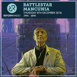 Battlestar Mancunia 8th December 2016