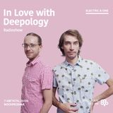 In Love with Deepology @ Megapolis 89,5 FM Moscow (07.08.2016)