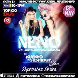 Kueymo & Sushiboy KFM Podcast Ep 83 ft NERVO