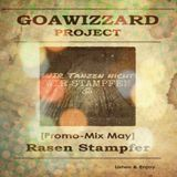 Goawizzard - Rasen Stampfer [Promo-Mix-May]