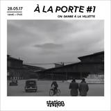 À La Porte #1 - On danse à la Villette
