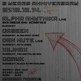Xilinox @ 5 Years Audioexit, Supersonic, Budapest 2012.12.14.