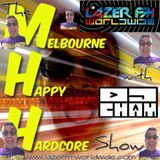 The Melbourne Happy Hardcore Show with DJ Cham 11-08-18