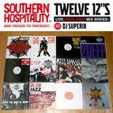 Twelve 12's Live Vinyl Mix: 20 - RIP Guru special - DJ Superix