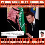 평양 City Rockers #132 : Grand Et Incomparable (09-10-2019)