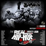 DJ MODESTY - THE REAL HIP HOP SHOW N°251 (Hosted by BANKAI FAM)