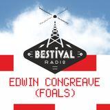 Edwin Congreave (Foals) Bestival Radio 2014