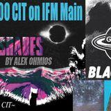 Alex Ohmios - Black Mixx Six - Black Monday Intergalactic Fm - Mirrorshades