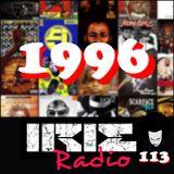 IrieRadio 113 - Class Of '96