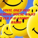 Old School Vinyl Only House 88-95 Peter P