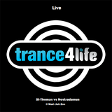 St-Thomas and Nostradamus Live @ Trance4Life MAD Lausanne (11.09.2015)