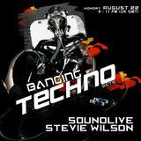 Banging Techno sets :: 011 >> SoundLive // Stevie Wilson