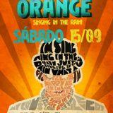 ROCKWORK ORANGE – Singing In The Rain!