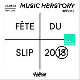Music Herstory #9 - Spécial La Fête du Slip