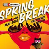 Der HouseKaspeR - Live @ Sputnik SpringBreak 2016 (SSB 2016) Full Set