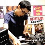 DJ YATSUDA 3RD MIX!