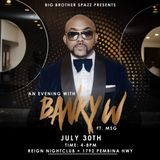 Songs About You x Banky W live in WInnipeg July 30th Promo Mix by DJ Spazz