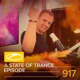 Armin van Buuren – A State Of Trance ASOT 917 – 06-JUN-2019