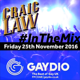 Gaydio #InTheMix - 25th November 2016