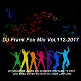 DJ Frank Fox Mix Vol.112-2017
