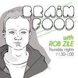 Brain Food With Rob Zile - Live On KissFM - 28 - 05 - 2015 - PART 3 - GUEST MIX - RASMUS HEDLUND