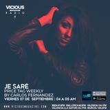 Price Tag Weekly (2019.27.09) @ Vicious Radio w/ Je Saré