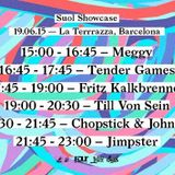 Fritz Kalkbrenner  - Live At Suol Showcase, La Terrrazza (OFF Week, Sonar 2015, BCN) - 19-Jun-2015