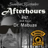 AFTERHOURS#47 15-2-2015 Dr Mabuze