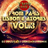 From PARIS LISBON & AZORES Vol 3