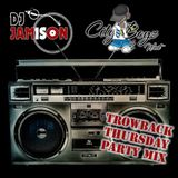 Throwback Thursday Party Mix Vol 1