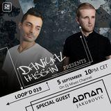 Adnan Jakubovic for Loop'D (DI FM Radio)