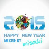 DJ misaki New Year
