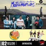 Rock On The Air con Alejandro y Maria Laura, Los Outsaiders y Banana Child