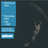 Stamina show with guest Klute