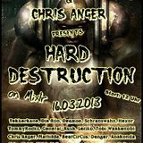DJ Schranzwahn - Hard Destruction(16.03.13) @mixlr.com