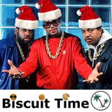 Biscuit Time Christmas Special with JOE FOSTER on Soundart Radio 102.5FM 21/12/2013