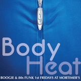 Body Heat - An all 45 mix of Boogie and 80s Funk for Current 89.3