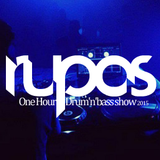 Rupas - One Hour Drum'n'bass show 2015