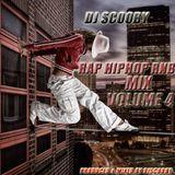 DJscooby - RapHipHopRnbMix Vol 4