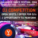 HALAMOYE DANCE FESTIVAL 2016 DJ COMPETITION