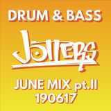 Jotters June mix pt.ii - drum and bass
