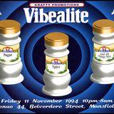DJ Rap - Vibealite 'Sugar & Spice All Things Nice' 11th November 1994